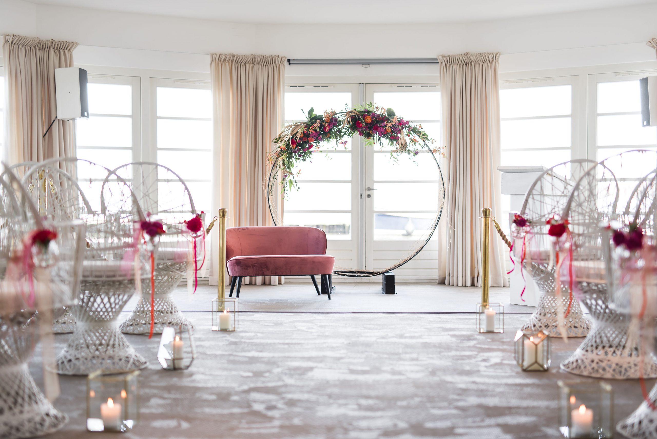 Danielle van der Lee, CEO Weddingplanners International